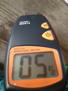MM04-เครื่องวัดความชื้นไม้ และวัสดุ (Digital 4 Pins Moisture Meter)